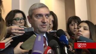 Կառավարությունը հայ իրանական երկաթուղու ծրագրի վրա «խաչ չի քաշում»