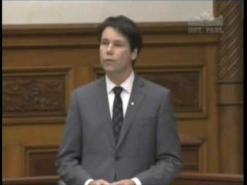 Dr. Eric Hoskins, MPP - Ontario Human Rights Day - Part II