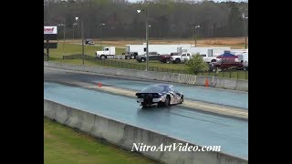 MGMP Great Shake and Save Drag Racing Shake Down Pass 3-9-19 Grudge Racing Action