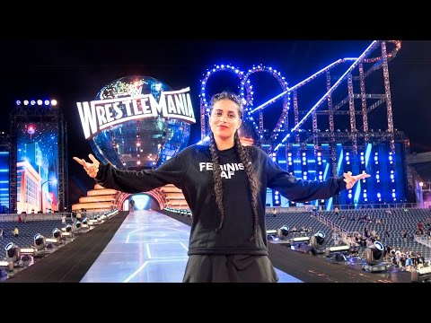 Thumbnail: The Time I Sat Front Row at WrestleMania (Day 814)