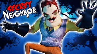 KOMSIJA POLUDEO SKROZ!!! - Secret Neighbor