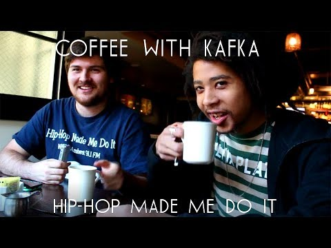 Coffee with Kafka- Hip-Hop Made Me Do It-Jymmy Kafka Interview