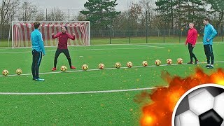 EPIC CROSSBAR CHALLENGE vs Unisport