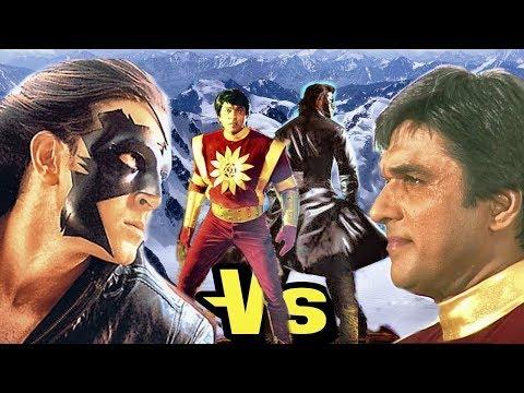 Shaktimaan Vs Krrish Fight (Fanmade Trailer)