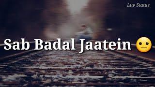 Heart touching status_sad status video || New Sad Whatsapp Status ||  luv status