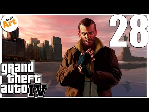 Grand Theft AG Grand Theft Auto IV Прохождение