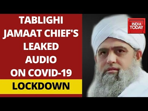 Time To Stay In Mosques, Allah Will Save Us: Tablighi Jamaat Chief Told Followers In Leaked Audio