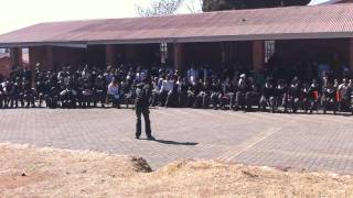 Repeat youtube video Orlando West High School (Soweto) Dance Off