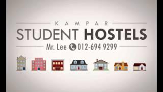 KTAR Student Hostels Room for Rent in Kampar Perak Malaysia