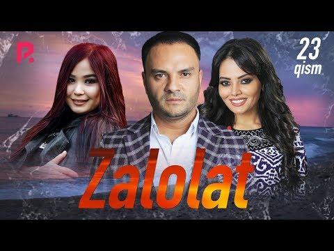 Zalolat (o'zbek Serial) | Залолат (узбек сериал) 23-qism #UydaQoling