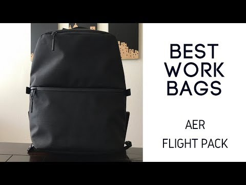 Best Work Backpacks: Aer Flight Pack Review
