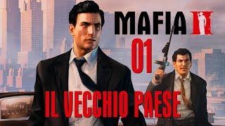Mafia 2 Gameplay ITA #1 - Il vecchio paese