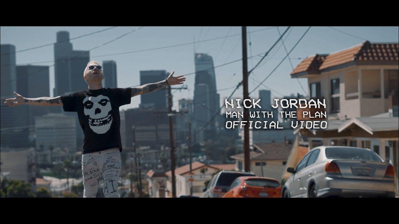 Nick Jordan - Man With the Plan (Official Video)