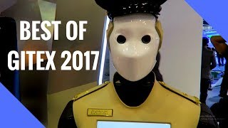 Technology of the future - best of gitex 2017