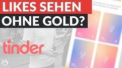 Tinder LIKES sehen OHNE GOLD? Mein #1 Hack, der GARANTIERT funktioniert! | Andreas Lorenz