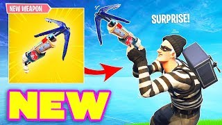 FORTNITE GRAPPLING GUN | RIFT TO GO | ZIP LINE TO TRAVEL FAST | 5000 V-BUCKS GIVEAWAY