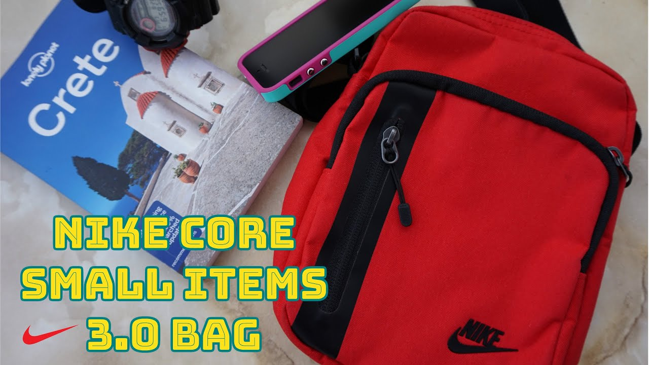 5cfdd6fc722c Review Nike Core Small Items 3.0 Bag - YouTube