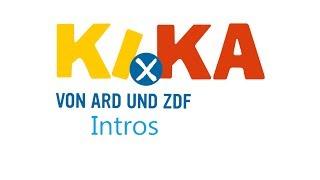 KiKA Serien der Kindheit Intros