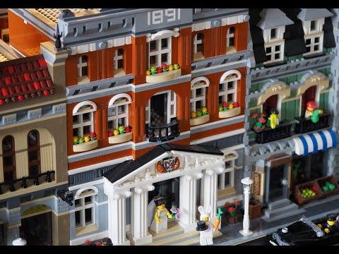 LEGO Modular Creator Town Hall 10224