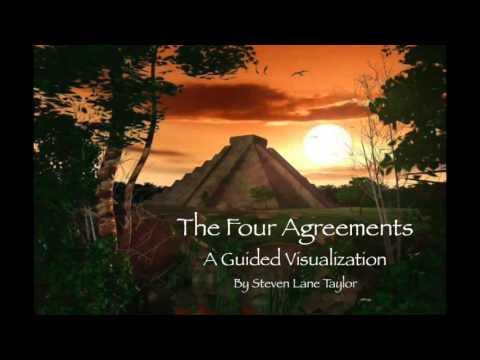Four Agreements Meditationvisualization Youtube