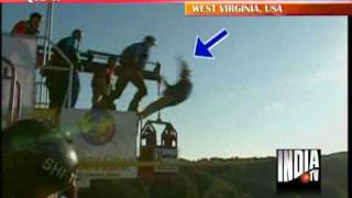 More Than 400 People Take Jump Off New River Gorge In US