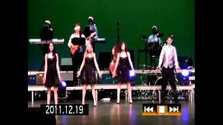 Encore - Allen High School Show Choir - Go Tell It on the Mountain - Holiday Spectacular 2011.avi