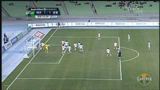2012 K리그 40R 강원FC vs 대구FC 하이라이트