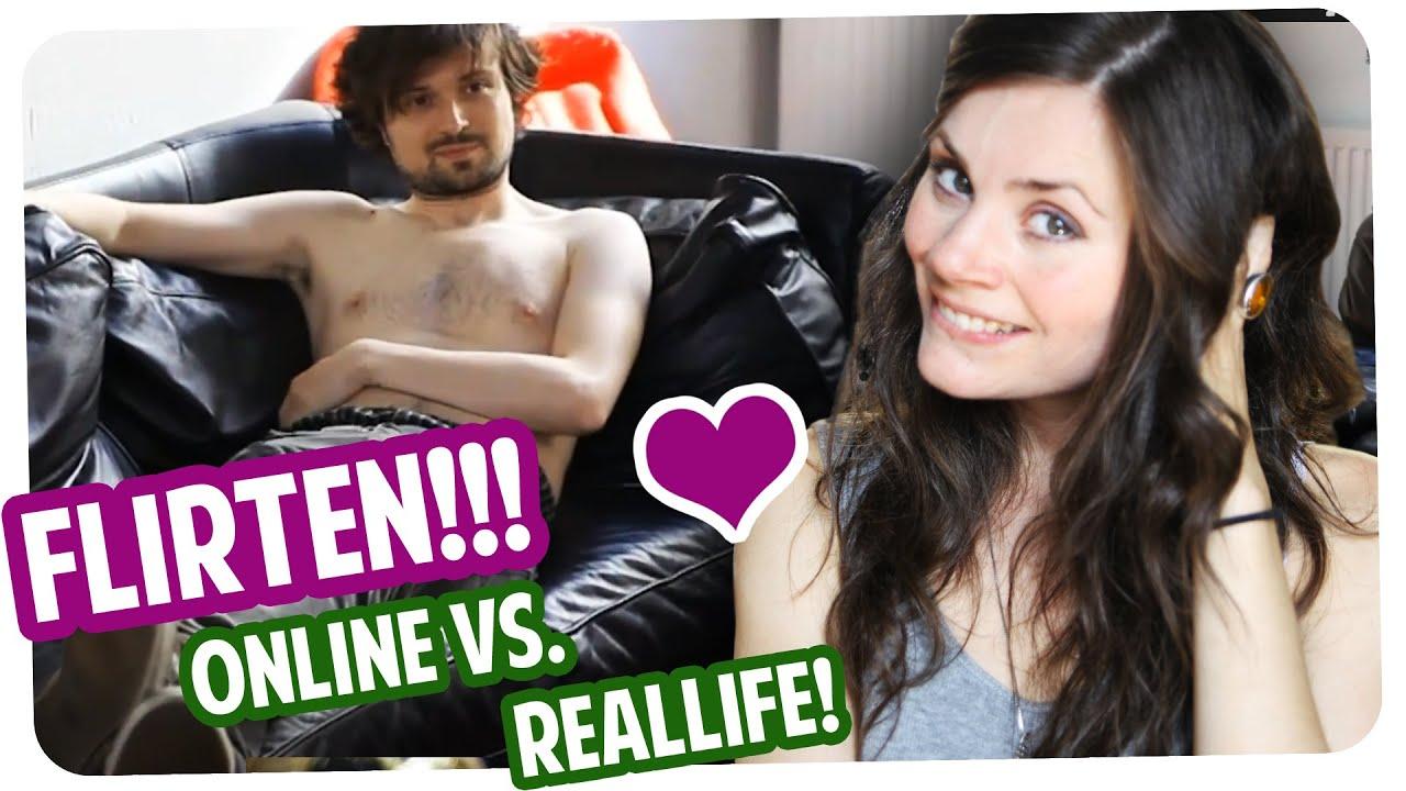 Wo online flirten