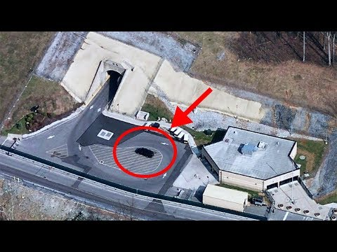 Man Accidentally Uncovered A Secret Facility That Reveals Our Biggest Fear