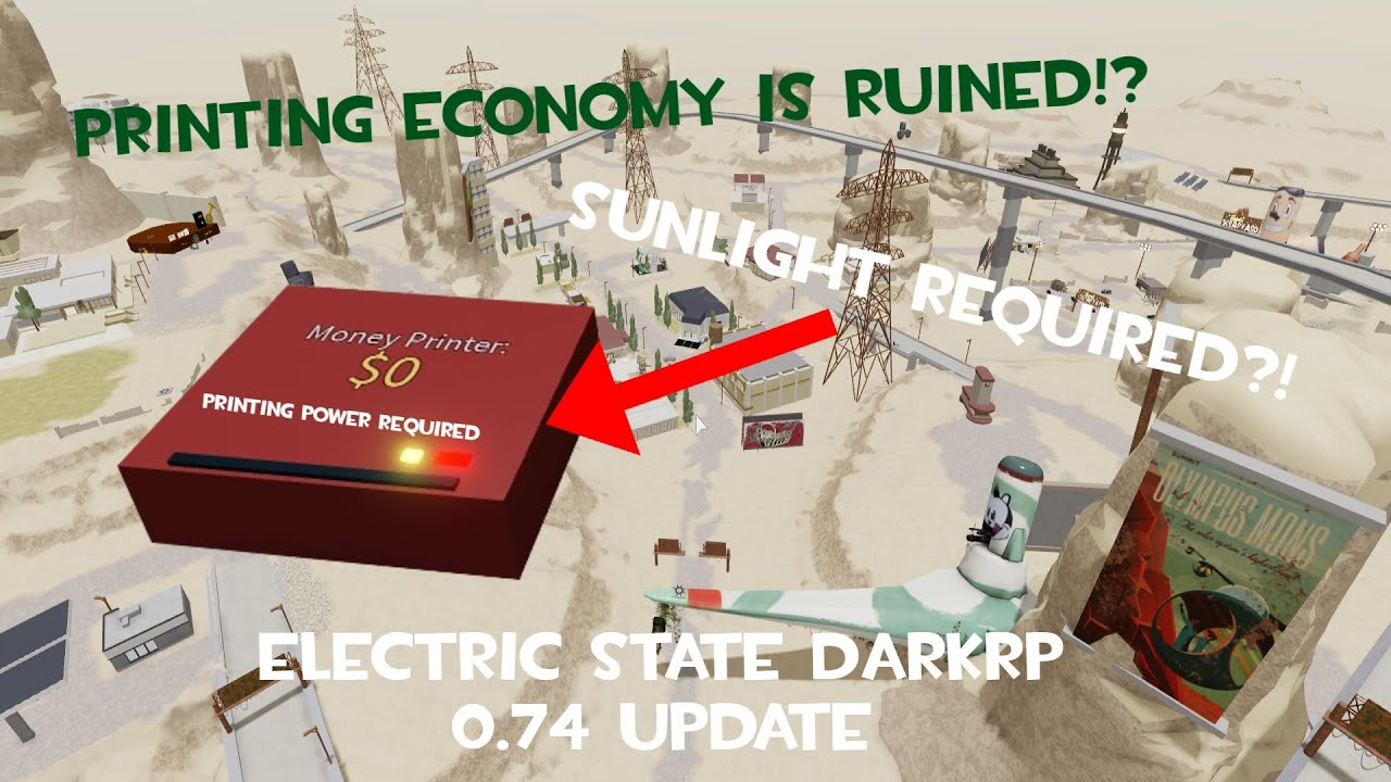 Read Description How To Money Print In The New Update Electric