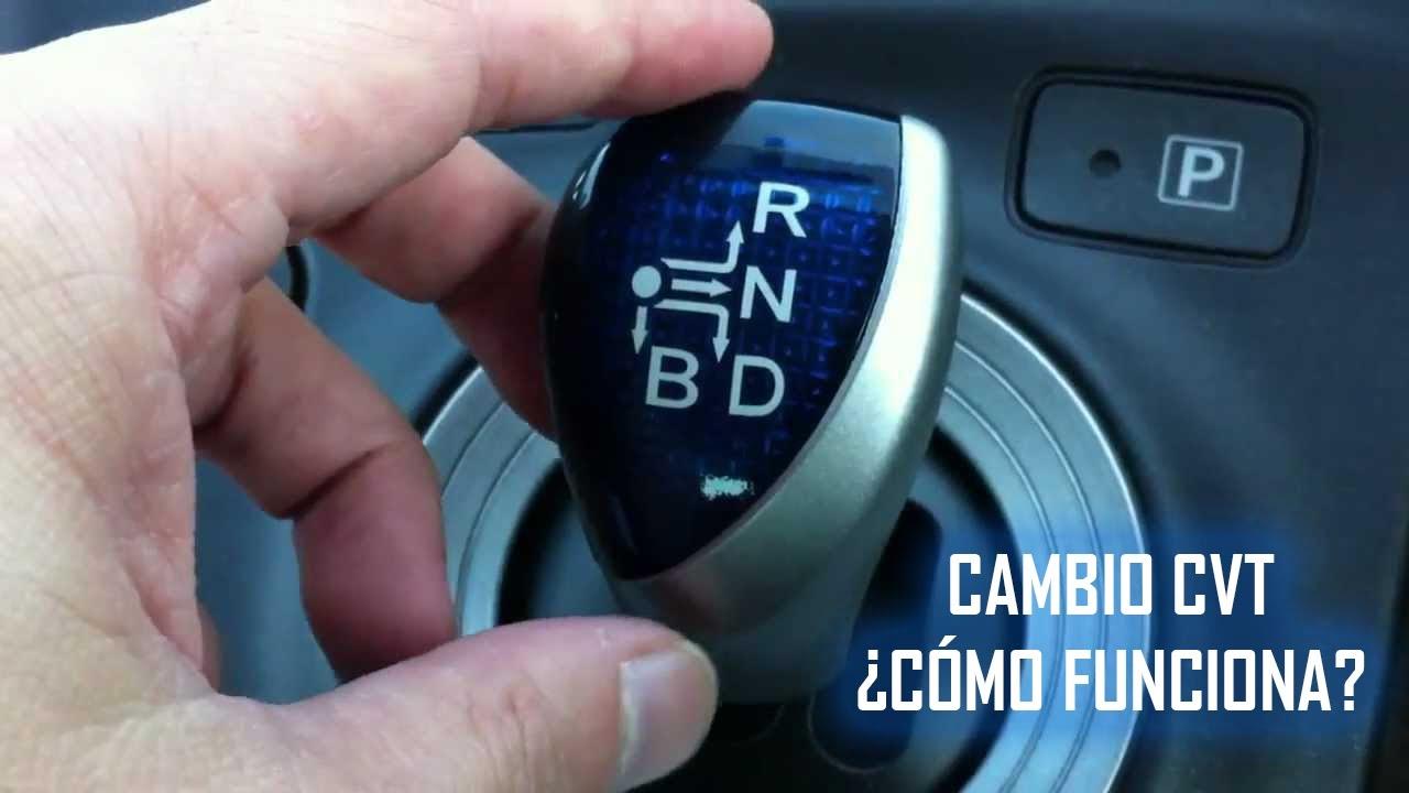 Toyota Prius   U00bfc U00f3mo Funciona La Caja De Cambios Cvt