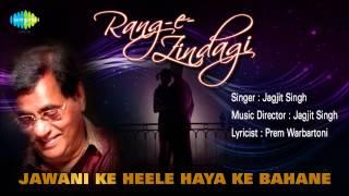 Jawani Ke Heele Haya Ke Bahane Ghazal Song Jagjit Singh