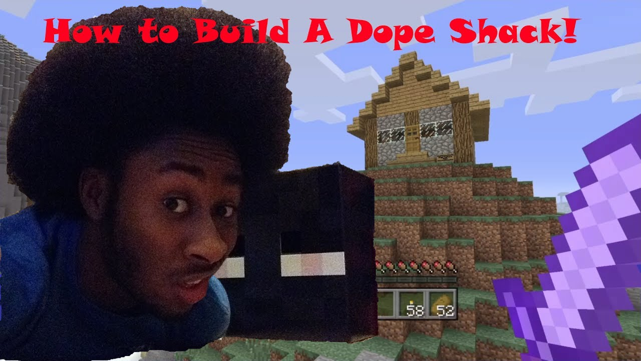 How to build a dope shack youtube for How to build a small shack