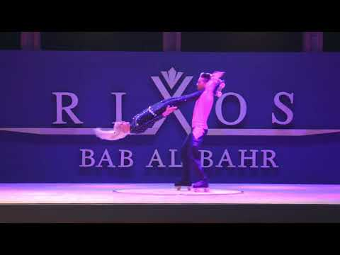 Acrobat Show Various Acts Special