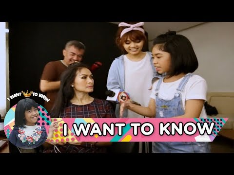 Lucu! Alifa Belajar TATATA Sama Iis Dahlia, Jadinya Malah Begini - I Want to Know (11/3)
