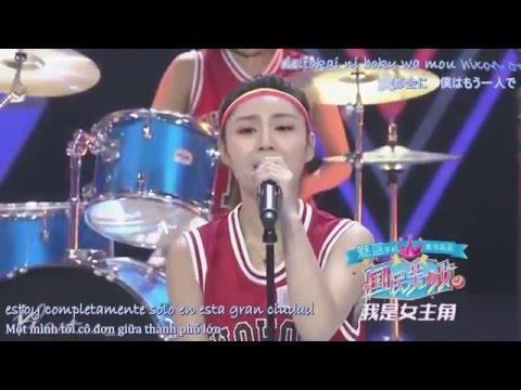 Sekai ga Owaru made wa (Slam Dunk) - SNH48 [Vietsub+Sub Español]