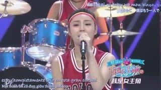 Sekai ga Owaru made wa (Slam Dunk) - SNH48 [Vietsub Sub Espa...