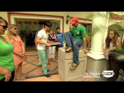 Criss Angel BeLIEve: Criss Gets A Little Dirty On Spike