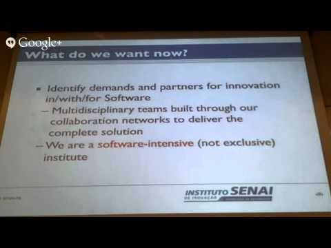 Kiev Gama Talk - TICs & Smart Cities: Challenges and Current Efforts in Recife