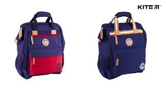 #Обзор рюкзака #Kite #Сollege #line модель 885 коллекции 2018 года
