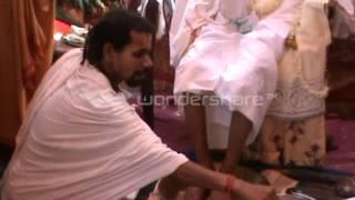 vyash puja of sri mad krishna das babaji maharaj