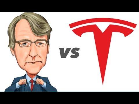 Debunking Jim Chanos' Tesla Short Thesis 🙊
