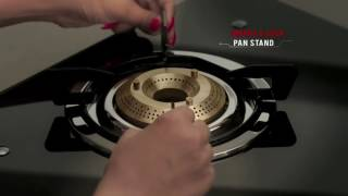 b47c5731a Butterfly Signature 3 Burner Glass Top Gas Stove price in India ...