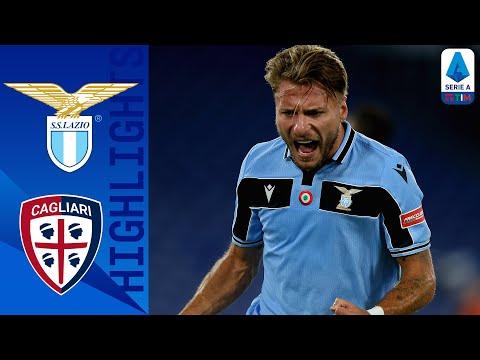 Lazio 2-1 Cagliari | Class goals from Milinkovic-Savic and Immobile give Lazio the win | Serie A TIM