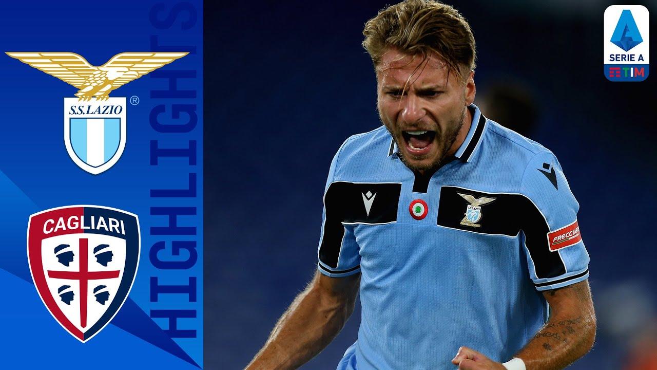 Lazio 2-1 Cagliari