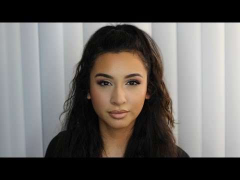 Office Makeup Look Chatty Tutorial