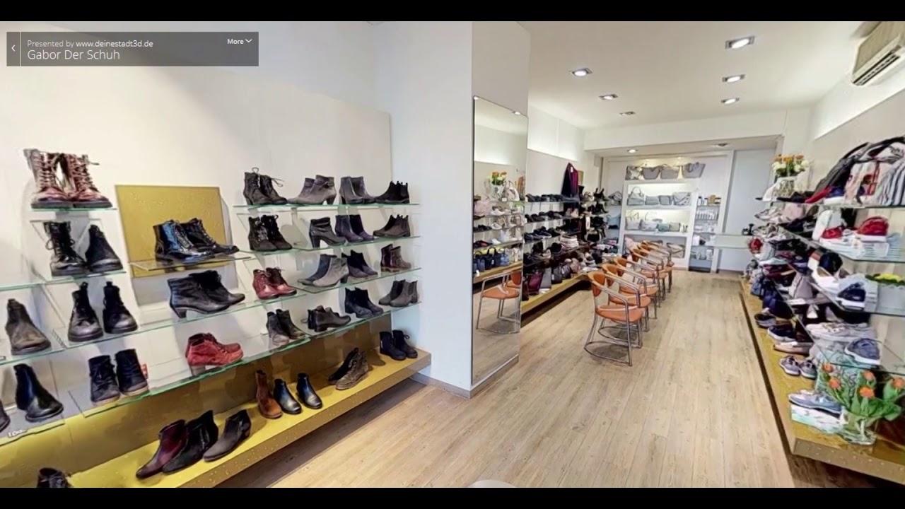 Gabor Der Schuh in Aachen City Deine Stadt 3D