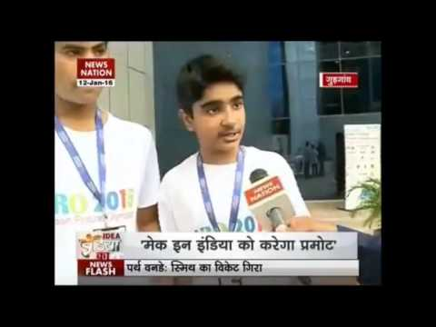 Indian Robot Olympiad 2015 Winners Youtube