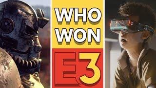 WHO WON E3? - Dude Soup Podcast #178