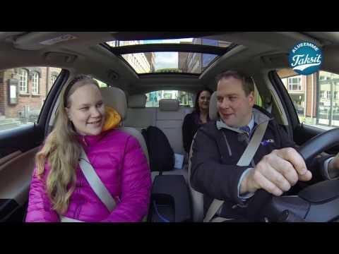 Alueemme Taksit - Osa 8 - Luottamusta ja sydämellisyyttä